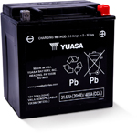 Yuasa Factory-Activated Maintenance-Free AGM Battery (YIX30L) YUAM7230L
