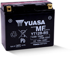 Yuasa Fresh Pack Maintenance-Free AGM Battery (YT12B-BS) YUAM6212B