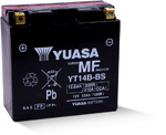 Yuasa Fresh Pack Maintenance-Free AGM Battery (YT14B-BS) YUAM624B4