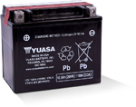 Yuasa Fresh Pack Maintenance-Free AGM Battery (YTX12-BS) YUAM3RH2S