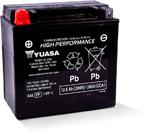Yuasa Factory-Activated High Performance Maintenance-Free AGM Battery (YTX14H) YUAM7RH4H