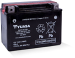 Yuasa Fresh Pack Maintenance-Free AGM Battery (YTX15L-BS) YUAM6215L