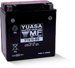 Yuasa Fresh Pack Maintenance-Free AGM Battery (YTX16-BS) YUAM32X6S