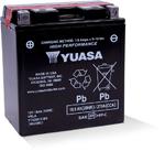 Yuasa Fresh Pack High Performance Maintenance-Free AGM Battery (YTX20CH-BS) YUAM6220C