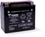 Yuasa Fresh Pack High Performance Maintenance-Free AGM Battery (YTX20H-BS) YUAM62RBH