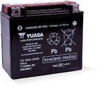 Yuasa Fresh Pack High Performance Maintenance-Free AGM Battery (YTX20HL-BS) YUAM620BH