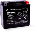 Yuasa Factory-Activated High Performance Maintenance-Free AGM Battery (YTX20HL-PW) YUAM720BH-PW
