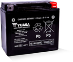 Yuasa Factory-Activated High Performance Maintenance-Free AGM Battery (YTX20HL) YUAM720BH