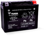 Yuasa Factory-Activated High Performance Maintenance-Free AGM Battery (YTX24HL) YUAM7250H