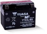 Yuasa Fresh Pack Maintenance-Free AGM Battery (YTX4L-BS) YUAM62X4B