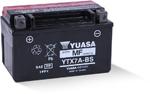 Yuasa Fresh Pack Maintenance-Free AGM Battery (YTX7A-BS) YUAM32X7A