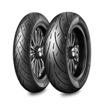 Metzeler CRUISETEC Motorcycle Tire | Rear 200/55 R 17 78V TL | Cruising