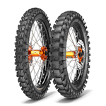 Metzeler MC360 MID HARD Motorcycle Tire | Rear 120/100 - 18 68M MST | Motocross