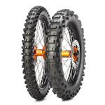 Metzeler MCE 6 DAYS EXTREME Motorcycle Tire | Rear 140/80 - 18 70R M+S | Enduro FIM